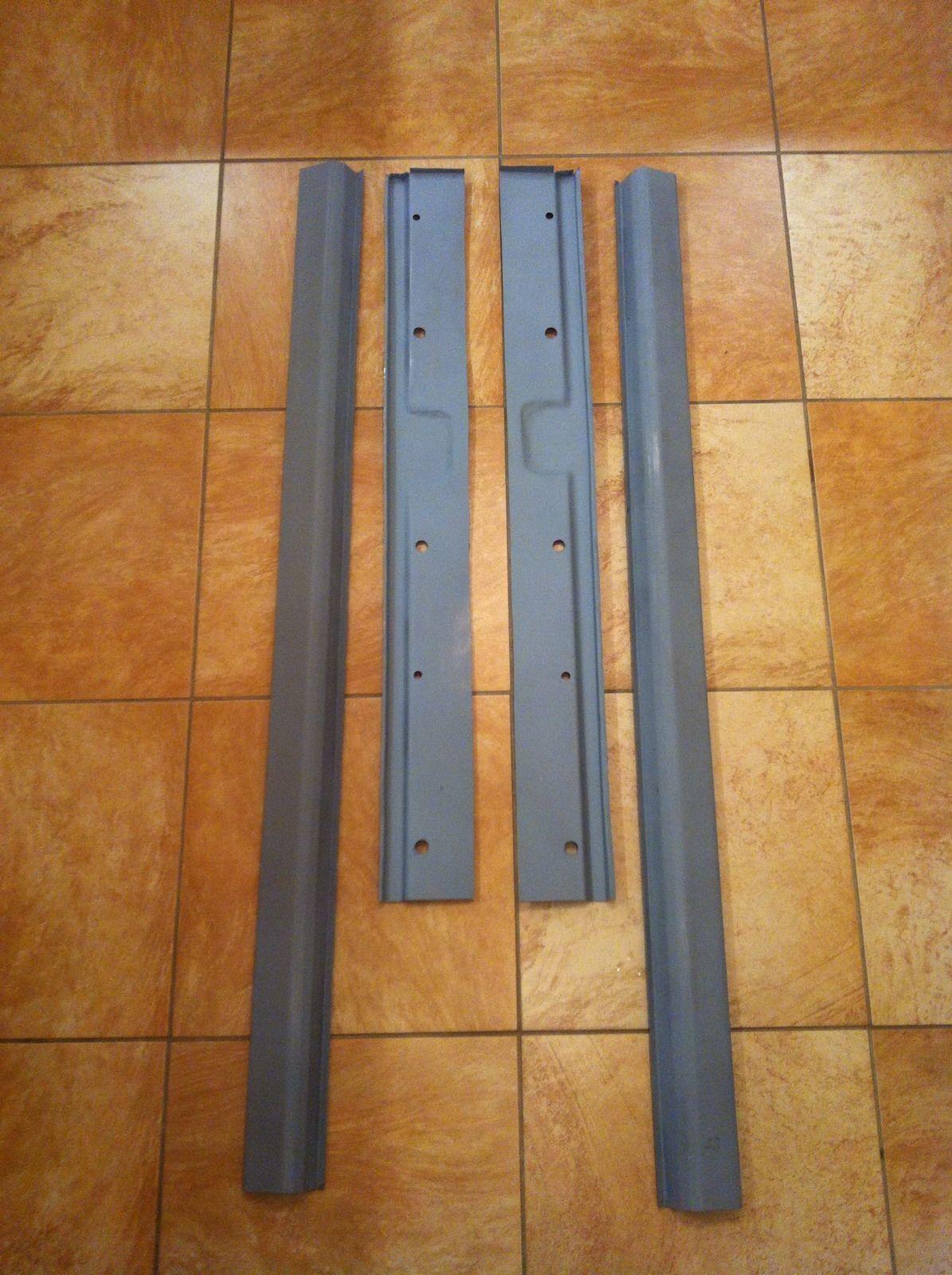Lancia Delta Floor To Sill Panel