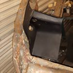 lancia delta front chassis inner flitch repair kit