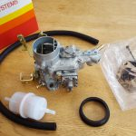 WEBER CARBURETOR COMMER ROOTES 1725CC
