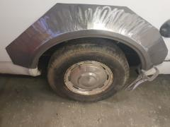 bedford cf rear wheel arch