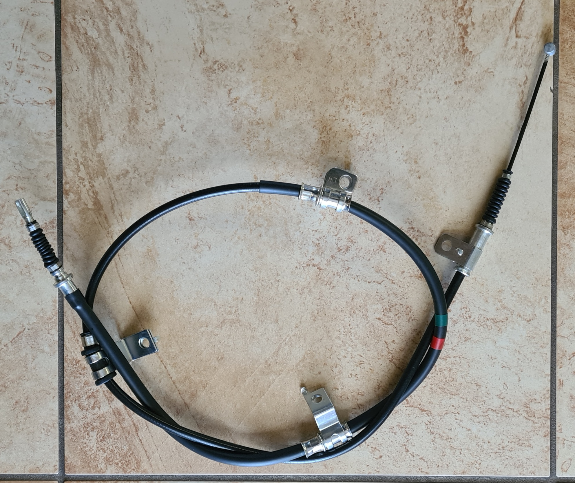 i800 brake cable LH