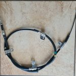 Hyundai i800 hand brake cable