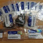 Hyundai i800 iload injector seals