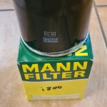 Hyundai i800 load oil filter